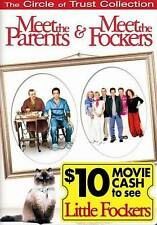 Meet the Parents/Meet the Fockers Circle of Trust Collection (DVD, 2010,...