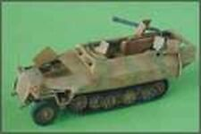 CMK 2013 1/72 Resin Conv. Kit /WWII German Sd.Kfz.251/16 Ausf.D Flamethrower-HAS
