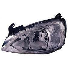 Vauxhall Corsa C & Combo RH Side Standard Headlight *NEW*