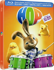 Hop  Blu-ray + DVD  SteelBook