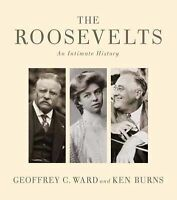 THE ROOSEVELTS [9780307700230] - KEN BURNS GEOFFREY C. WARD (HARDCOVER) NEW