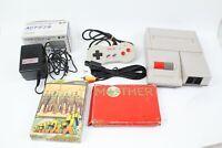 FAMICOM AV HVC-101 HVC-NFF Console Tested working Nintendo Japan NES