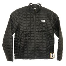 The North Face Thermoball Eco Jacket Black Lightweight Insulated Puffer Mens