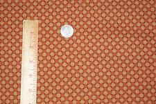 Fall Frolic Sandy Gervais Moda Cotton Quilt Fabric Gold Rust Checkerboard 1 yd