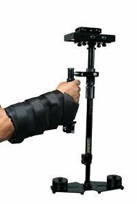 Flowcam 4000 Proking Handheld Camera Stabilizer Steadycam DSLR Arm Brace 10lb