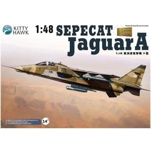 Kitty Hawk 80104 1/48 Sepecat Jaguar A Brand New