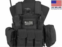 AIRSOFT Tactical Vest MOLLE CIRAS Style Special Force Operator Police Recon Army