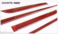 TUIX Side Door Protect Molding Genuine Color 4P For Hyundai ELANTRA 2011-2016