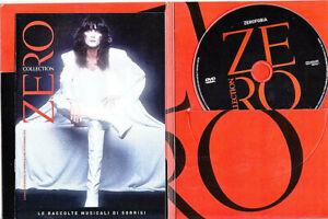 Renato Zero  - ZEROFOBIA -  dvd come nuovo