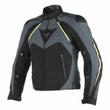 Dainese Hawker Jacket D1 D-Dry Motorcycle Motorbike Jacket Mens Black 60 50