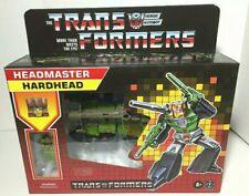 New listing Headmaster Hardhead Walmart Reissue Transformers G1 New Sealed 2021