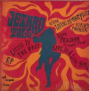 251282115361 45 giri - 7'' - jethro tull, living in the past, limited edition (r