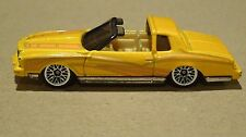 2001  Hot Wheels  Montezooma
