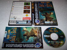 ALONE IN THE DARK JACK IS BACK - Sega Saturn - UK PAL - VG COND - Boxed Complete