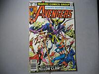 The Avengers #204 (1981, Marvel)