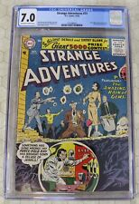 STRANGE ADVENTURES  #73 (1956) CGC 7.0 Gil Kane & Carmine Infantino art! (DC Com