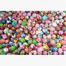 Bouncy Jet Balles 30mm Butin Fête Sac Cadeaux Jouets Remplisseurs Enfants Vogue