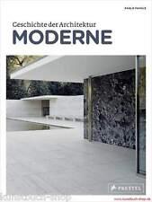 Fachbuch Geschichte der Architektur, Moderne - Scharoin, Le Corbusier u.a., OVP