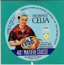 I683 FROMAGE CELIA MONTFAUCON SUR MOINE MAINE ET LOIRE  200 Gr