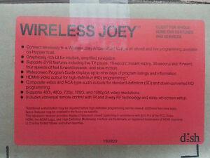 New Dish Network Wireless Joey