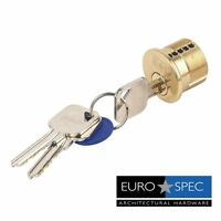 EUROSPEC Eden SR800//CP Lever Rose Polished Chrome Door Handles pair #54-101