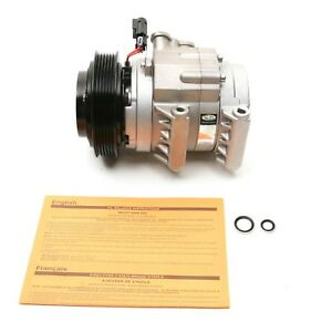 A/C Compressor-S, VIN: Z, Std Trans Magneti Marelli 1AMAC00127
