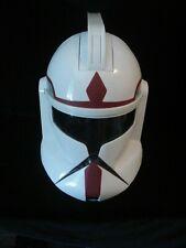 HASBRO Star Wars CLONE COMMANDER Electronic Helmet Target Exclusive -works-