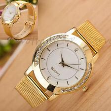 GB Reloj De Moda Mujer Acero Inoxidable Analógico Cuarzo pulsera