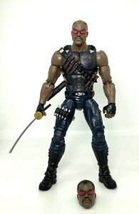 """Marvel Legends Blade 6"""" Action Figure Loose FREE SHIPPING"""