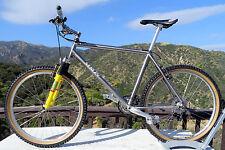 Merlin Titanium MTB/Cyclocross  Hi-Tech HI Performance Titanium MTB US Retro USA