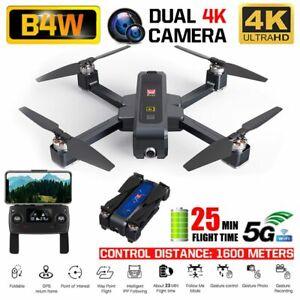 MJX Bugs 4W B4W Brushless RC Drohne 4K Kamera 5G WIFI FPV GPS Quadrocopter Drone