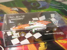 1:43 Force India f1 MERCEDES vjm05 P. DI RESTA 2012 Minichamps 410120011 OVP NUOVO