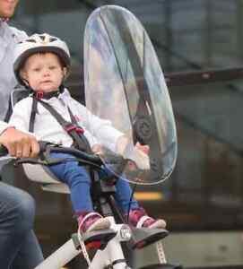 Windscreen For Hamax Caress Bike Child Seat Observer Shield Window (NOT SEAT)
