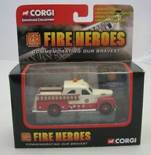Corgi Heroes Fire Engine Fire Vehicle Seagrave Lebanon PA. CS90066. Box