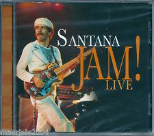 Santana. Jam! Live (2004) CD NUOVO SIGIL Jingo. Soul sacrifice. El corazon manda
