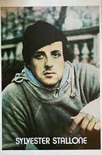 Sylvester Stallone Rocky Original 70's Poster 23 X 35