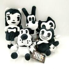 30cm Bendy and the Ink Machine Series Figure Bendy Boris Plush Toy Doll Gift WCS