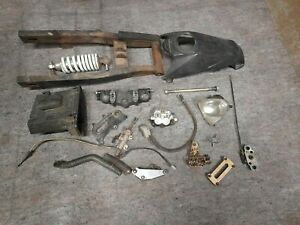 AJS JSM 50 - Spare Parts Wholesale Joblot Export - Bracket Swingarm Headlight