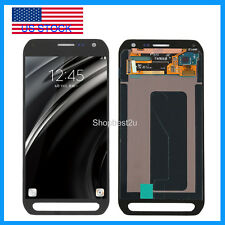 Blue For Samsung Galaxy S6 Active G890 G890A LCD Screen Digitizer Replacement