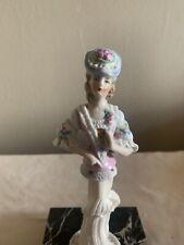 "Vintage Pincushion Half Doll 3 1/4"" 7243 Germany"