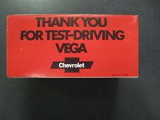 Vintage Rare Chevrolet Vega Techni-Pak Camera  Dealer Promo Chevy NOS
