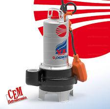 Pompa sommersa per acque luride VXM10/50-N PEDROLLO sommergibile sporche 1 HP