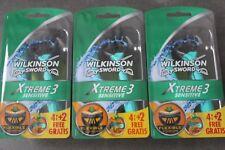 Wilkinson Sword Xtreme3 Sensitive Herren Einwegrasierer Rasierer 18 Stück