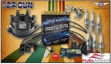 Ignition Pack suits Nissan Patrol TB42 - Leads, Distr. Cap & Rotor, Spark Plugs