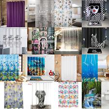 Moderne dusche mit duschvorhang  Markenlose moderne Duschvorhänge-Duschrollo günstig kaufen | eBay