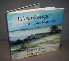 Edward Seago, The Landscape Art by James W. Reid SIGNED HC w/ DJ 1991
