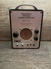 Parks Medical Electronics 613 L Precordial Doppler Bubble Detector No Probe