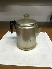Vintage Premier E. A. Co Macon Georgia Usa 8 Cup Coffee Percolator