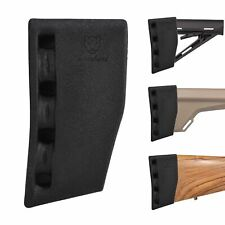 Synthetic Latex Rubber Slip-On Recoil Reducing Pad for and Shotgun
