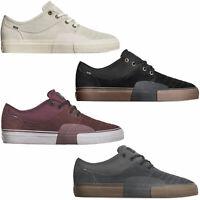 GLOBE Mahalo Plus Baskets pour Hommes Chaussures en Cuir Basses Toile de Skate